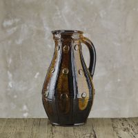Doug-Fitch-Applique-Wood-Fired-Sprig-Jug-Slipware-Shannon-Tofts