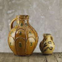 Doug-Fitch-Hannah-McAndrew-Slip-Slipped-Jug-Slipware-Shannon-Tofts