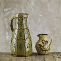 Doug-Fitch-Hannah-McAndrew-Slip-Trailed-Applique-Jug-Slipware-Shannon-Tofts