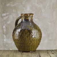 Doug-Fitch-Large-Pellet-Jug-Green-Slipware-Shannon-Tofts