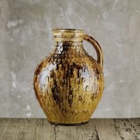 Doug-Fitch-Large-Pellet-Jug-Honey-Slipware-Shannon-Tofts