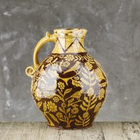 Doug-Fitch-Sgraffito-Harvest-Jug-Slipware-Shannon-Tofts