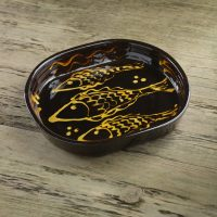Doug-Fitch-Slipware-Slip-Trailed-Squared-Dish-Shannon-Tofts