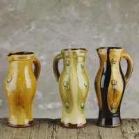 Doug-Fitch-Small-Baluster-Jug-Slipware-Shannon-Tofts