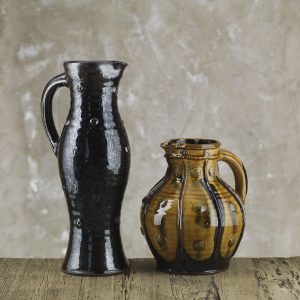 Doug-Fitch-Wood-Fired-Baluster-Fat-Jug-Slipware-Shannon-Tofts