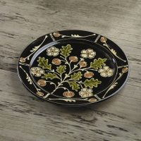 Hannah-McAndrew-Slip-Trailed-Floral-Plate-Slipware-Shannon-Tofts