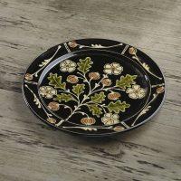 Hannah-McAndrew-Slip-Trailed-Floral-Plate-Slipware-Shannon-Tofts